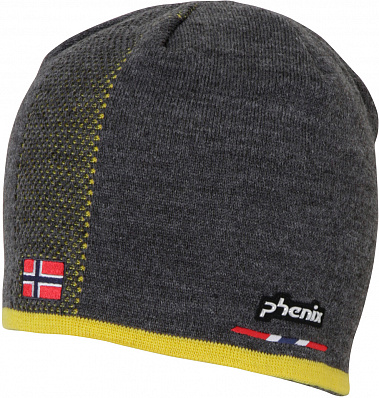 Norway Alpine Team Watch Cap (Cold grey)