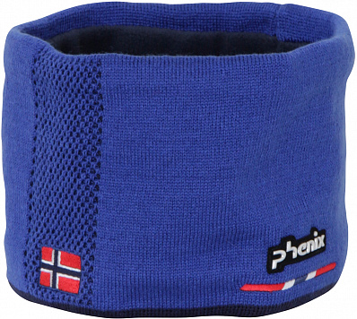Norway Alpine Team Head Band (Royal blue)